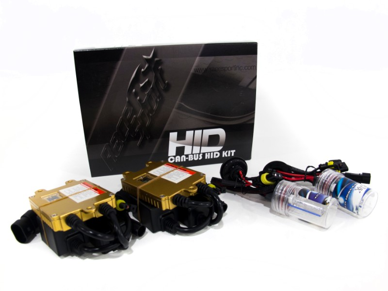 Race Sport Lighting 9004-8K-G4-CANBUS 9004 GEN4 8K Canbus HID SLIM Ballast Kit