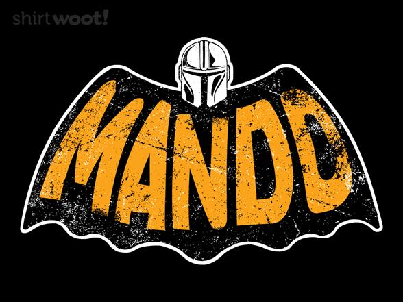 Mando Crusader T Shirt