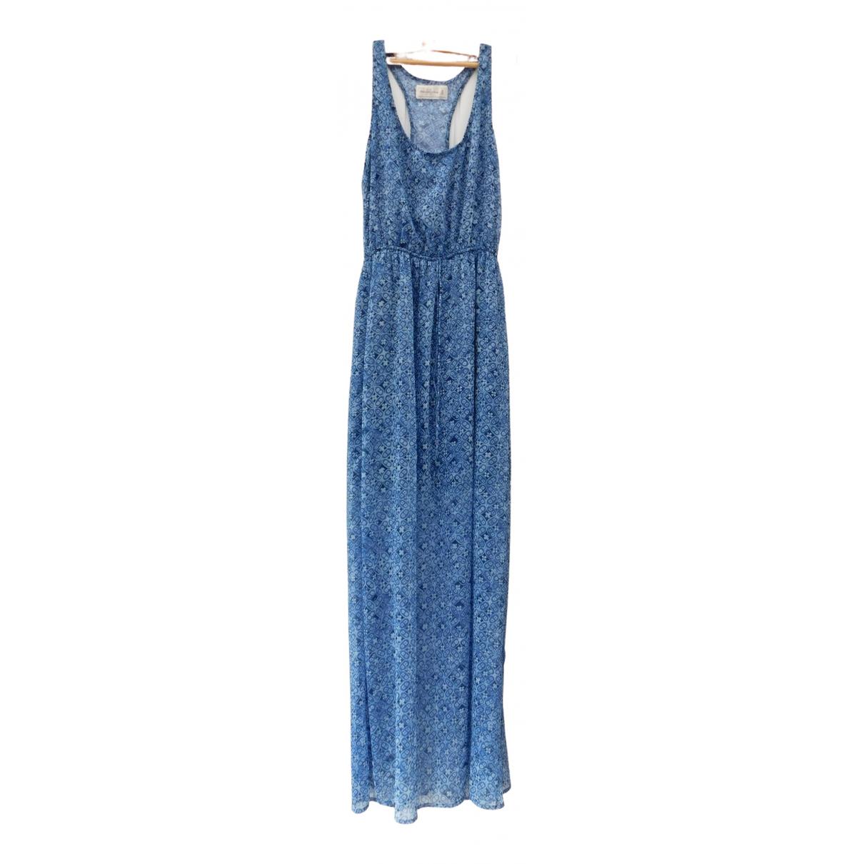 Maxi vestido Abercrombie & Fitch