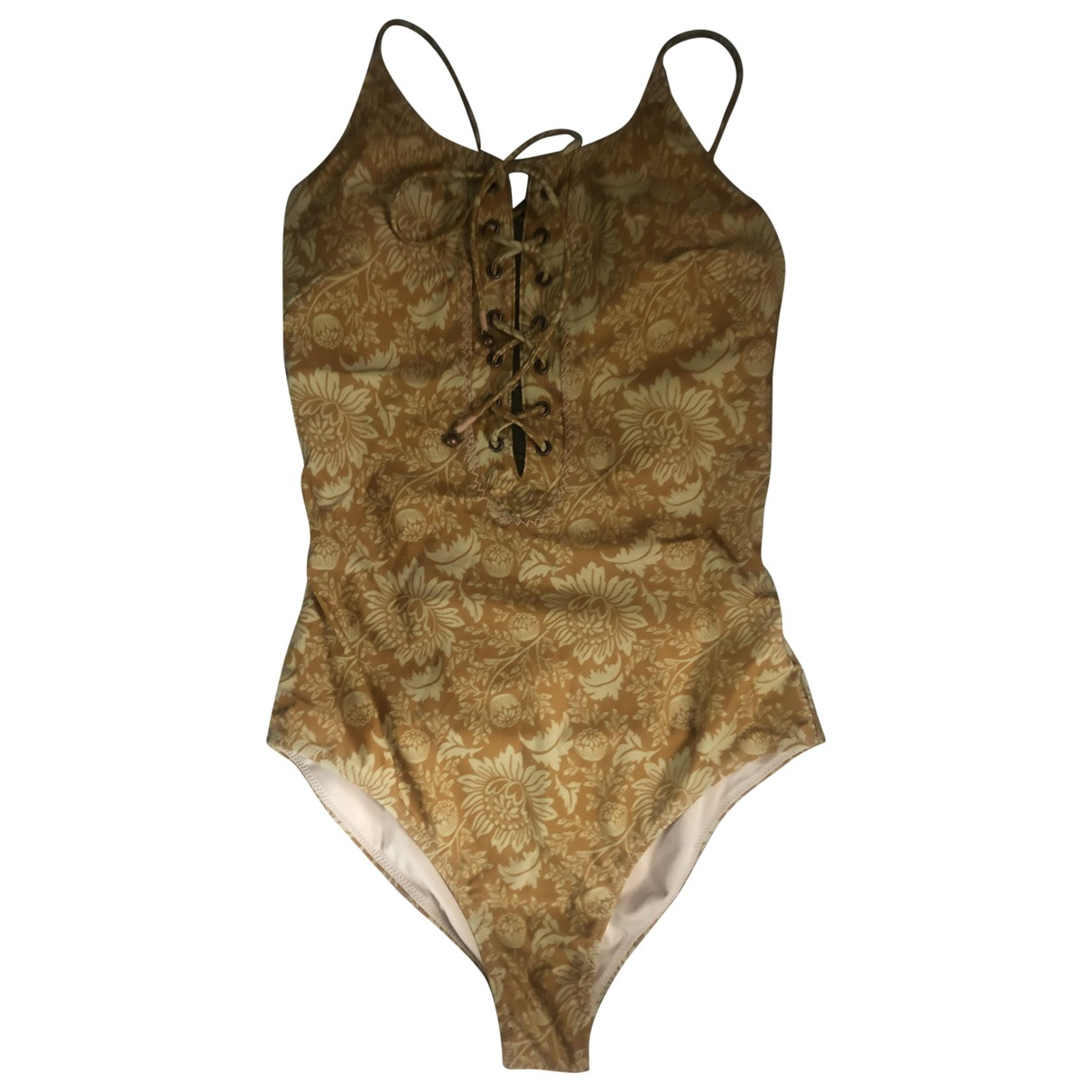 Spell & The Gypsy Collective \N Brown Lycra Swimwear for Women 38 FR