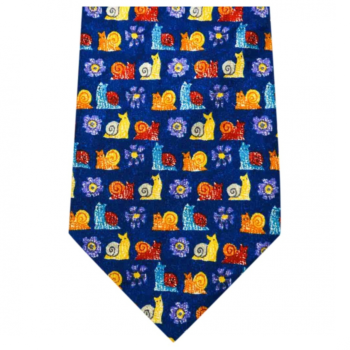 Givenchy \N Multicolour Silk Ties for Men \N