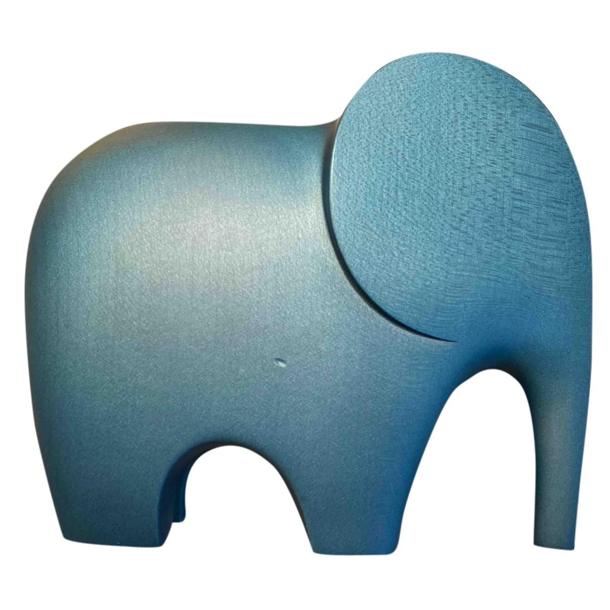 Hermes - Design   pour lifestyle en bois - bleu