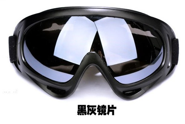 Dust Proof Outdoor Sports Windproof Glasses Cross-Country Motorcycle Goggles Tactical Glasses