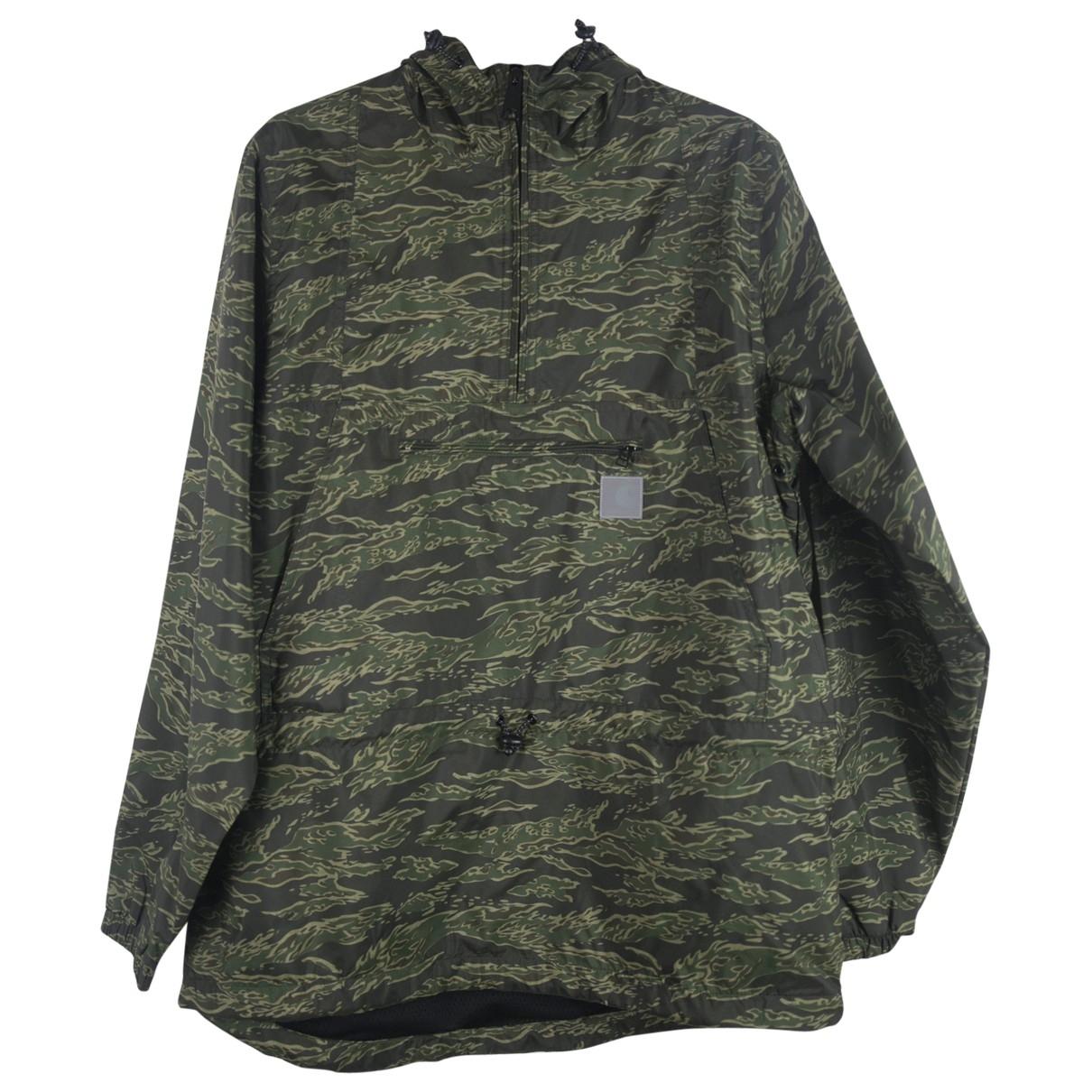 Carhartt \N Jacke in  Gruen Polyester