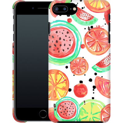 Apple iPhone 8 Plus Smartphone Huelle - Fruit Crush von Mukta Lata Barua