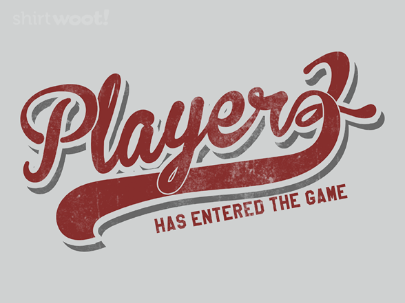 Player 1 Vs. Player 2 T Shirt