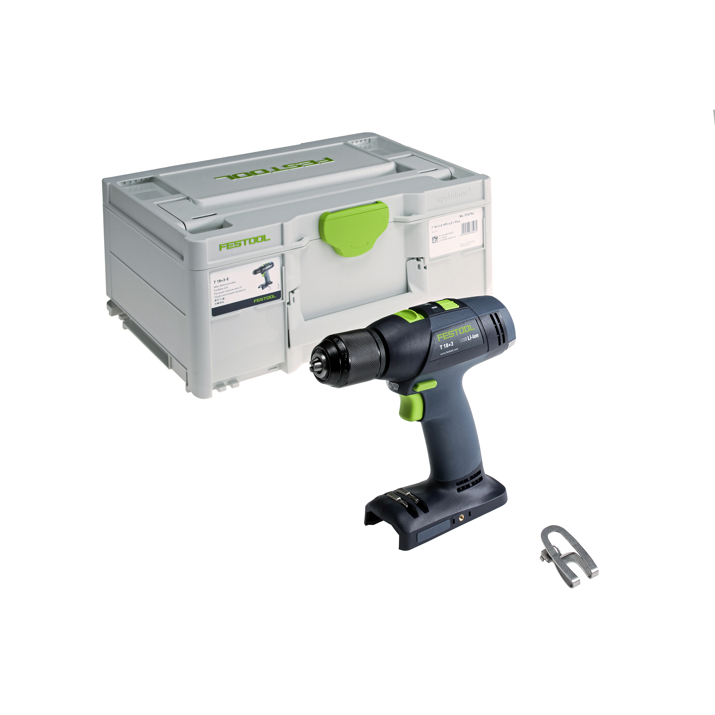 T18 Easy Cordless Drill Basic - Tool Only