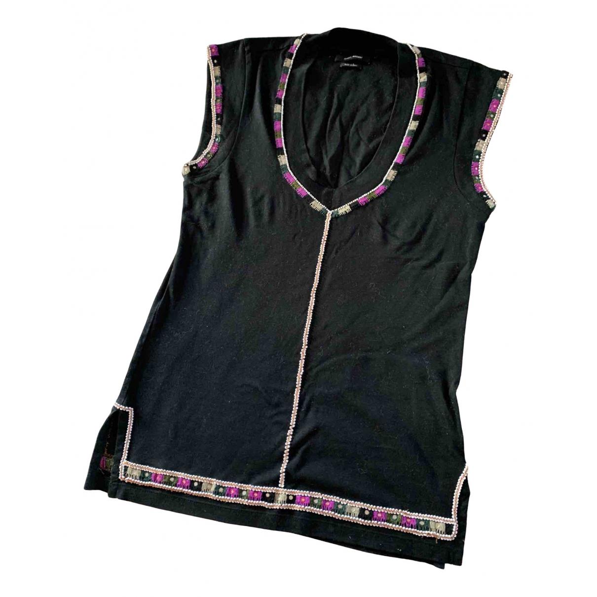Isabel Marant - Top   pour femme en coton - noir