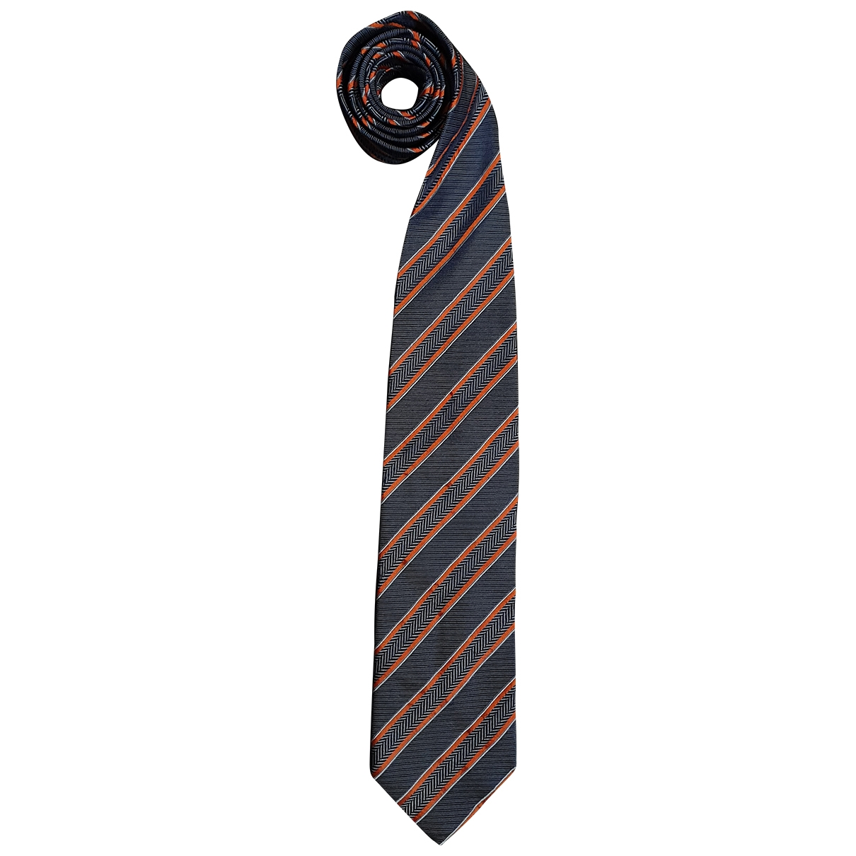 Carven \N Multicolour Silk Ties for Men \N