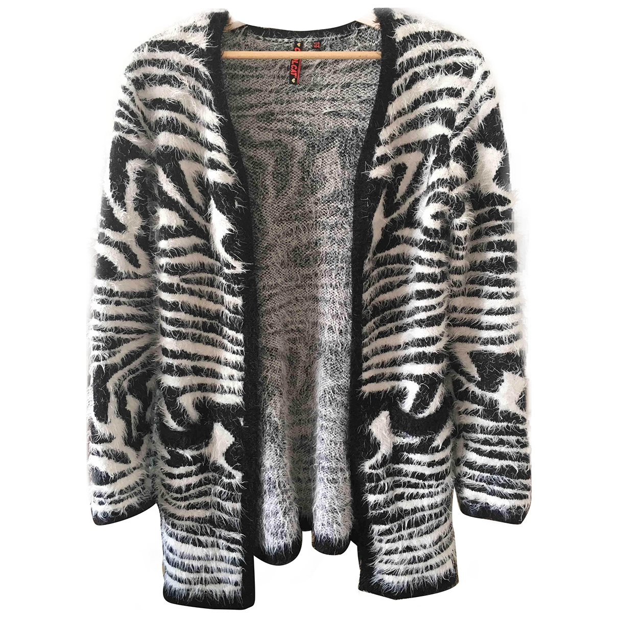 Non Signe / Unsigned \N Pullover in  Bunt Polyester