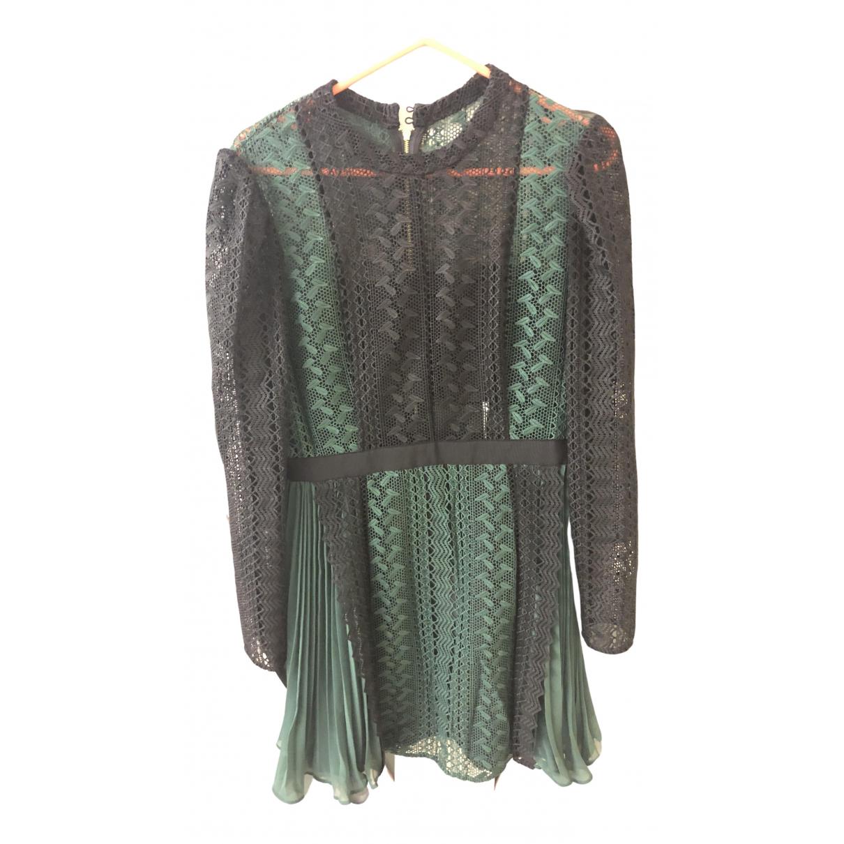 Self Portrait \N Multicolour Lace dress for Women 12 UK