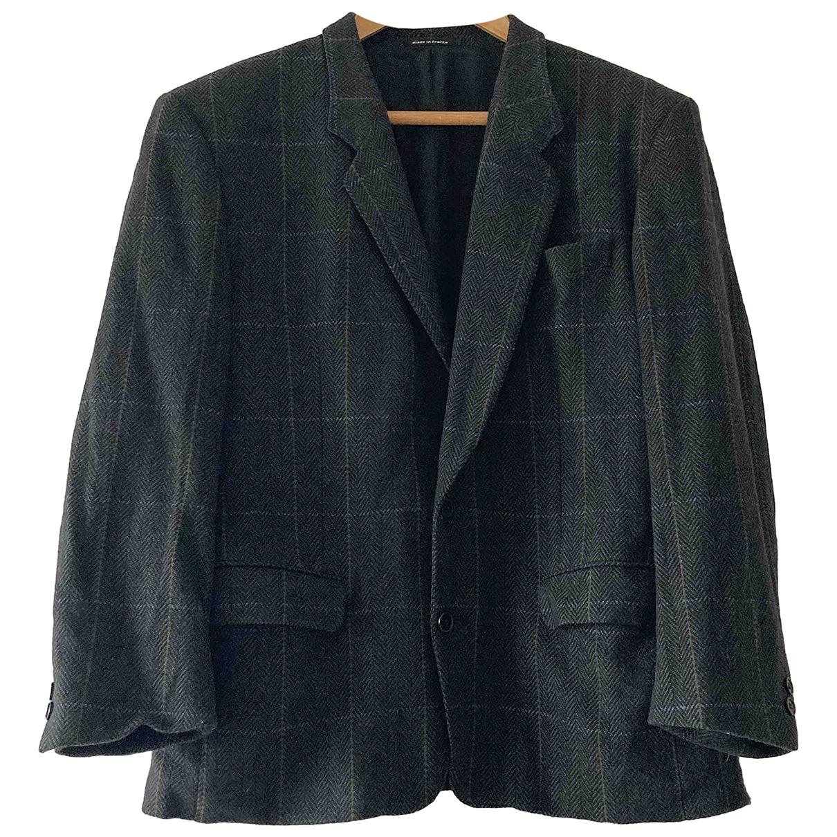 Pierre Balmain - Vestes.Blousons   pour homme en laine - vert