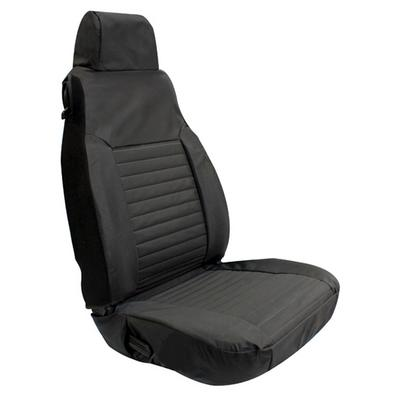 Rampage Replacement Seat Cover (Black/Gray) - 5087415