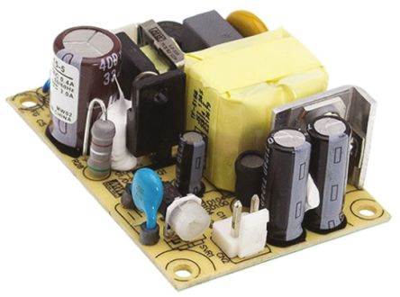 Mean Well , 9.9W Embedded Switch Mode Power Supply SMPS, 3.3V dc, Open Frame