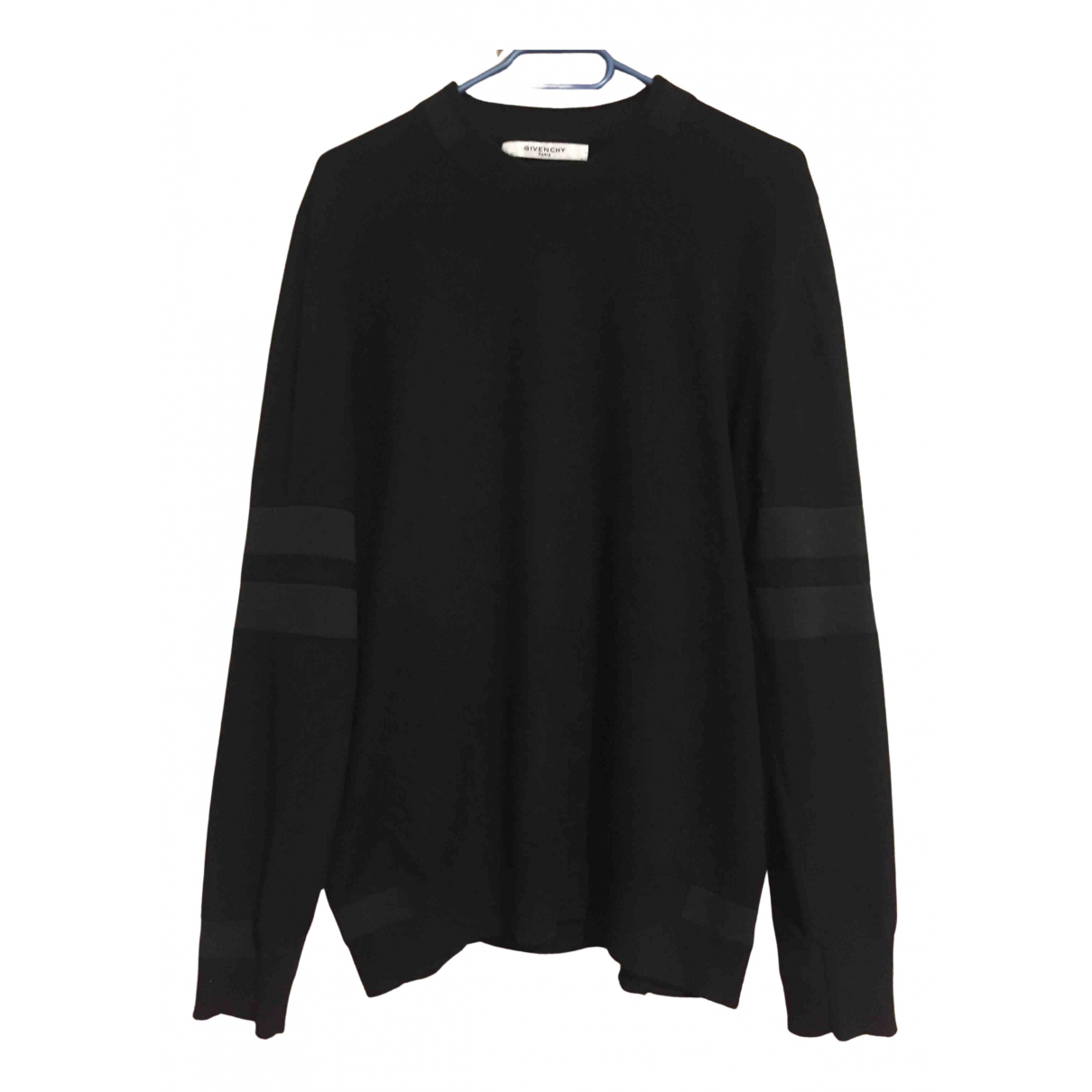 Givenchy \N Pullover.Westen.Sweatshirts  in  Schwarz Kaschmir