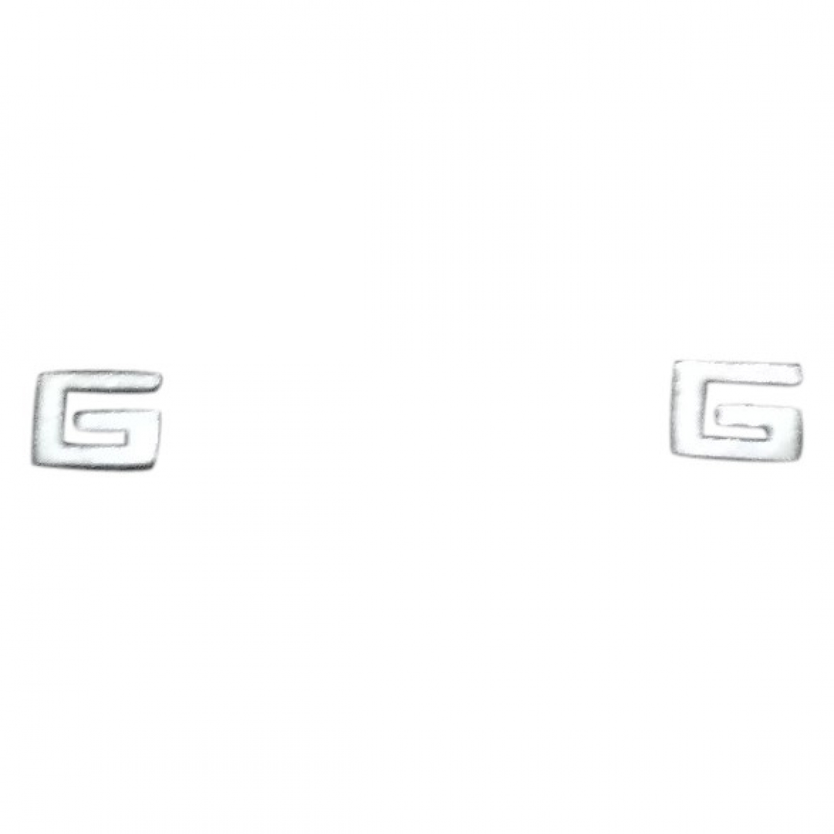 Gucci Icon White gold Earrings for Women \N