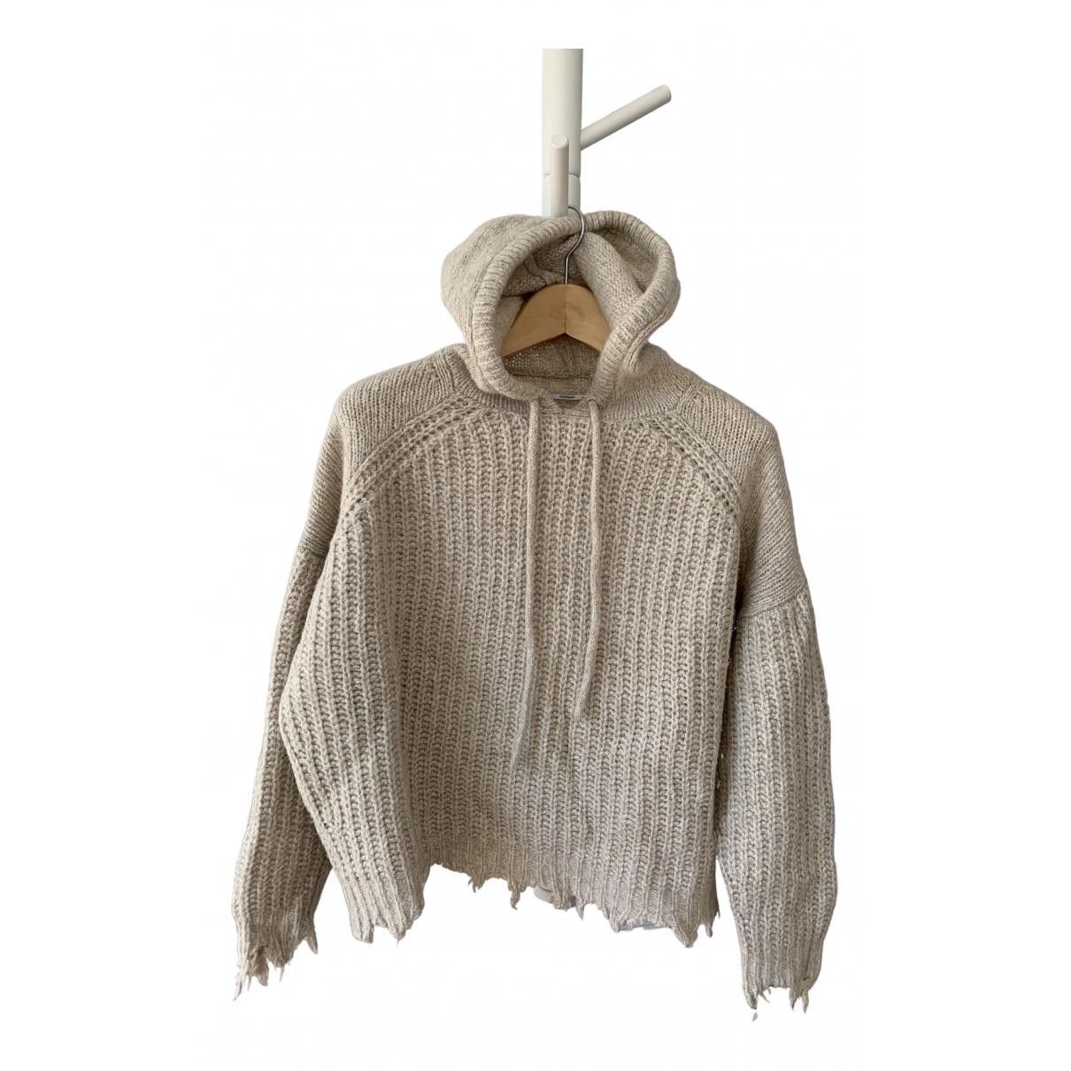 Iro N Beige Wool Knitwear for Women S International