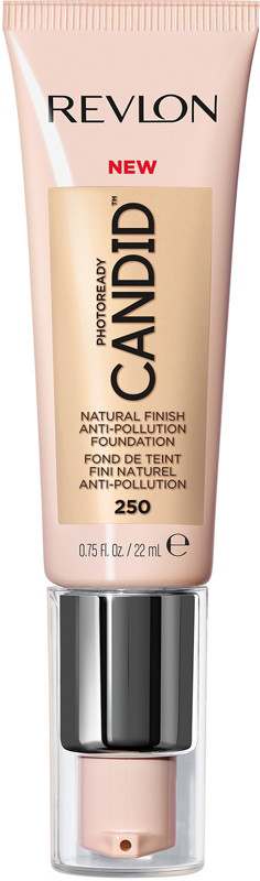 PhotoReady Candid Natural Finish Anti-Pollution Foundation - Vanilla 250