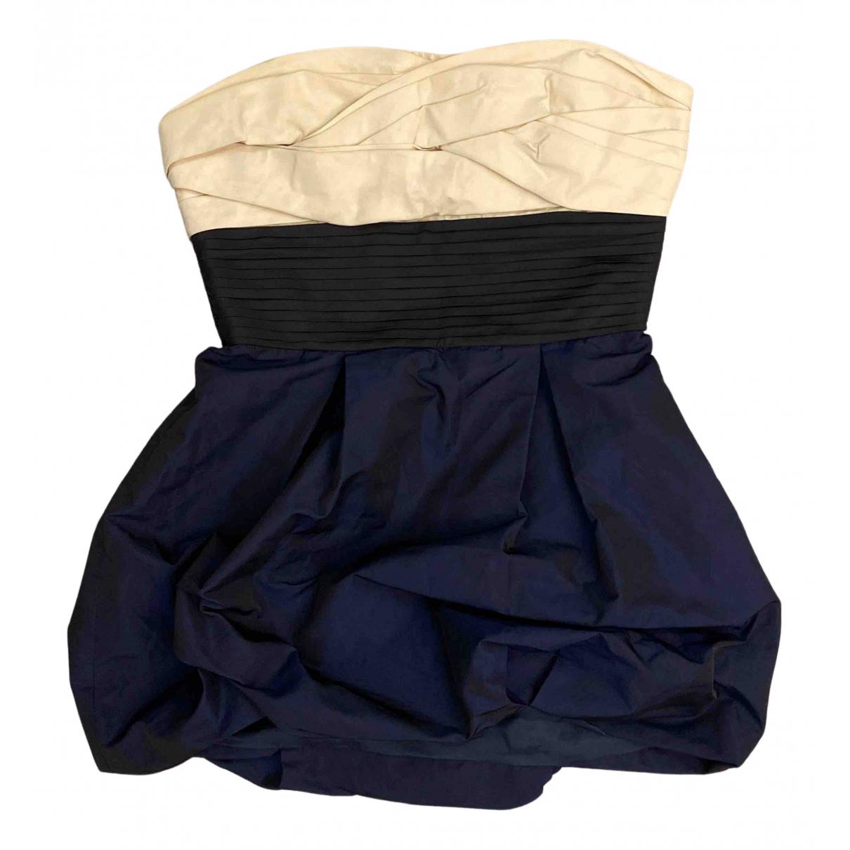 Bcbg Max Azria N Blue dress for Women 4 US