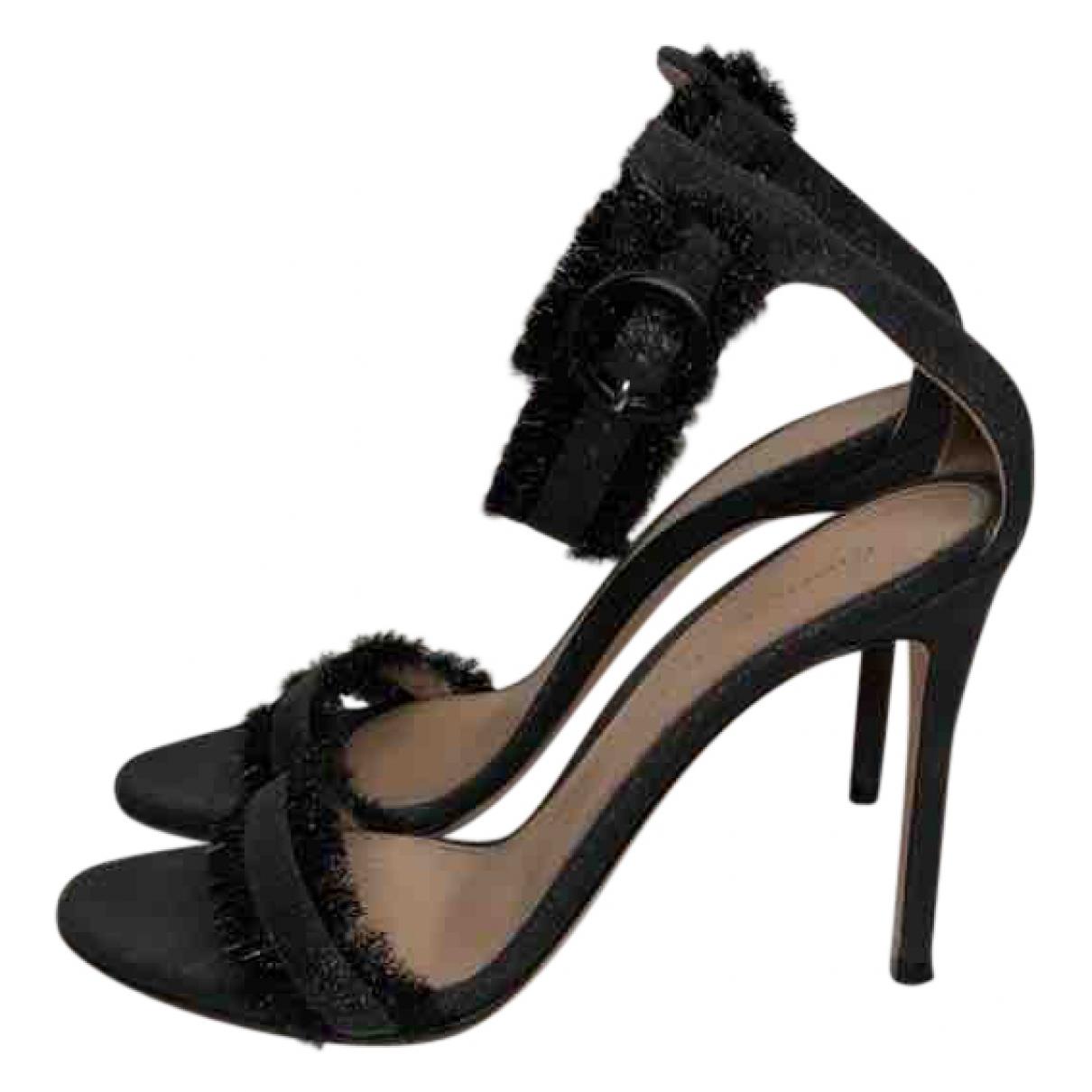 Sandalias de Lona Gianvito Rossi