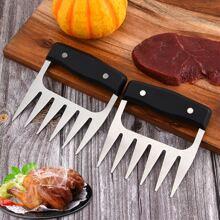 2pcs Bear Claw Meat Shredder