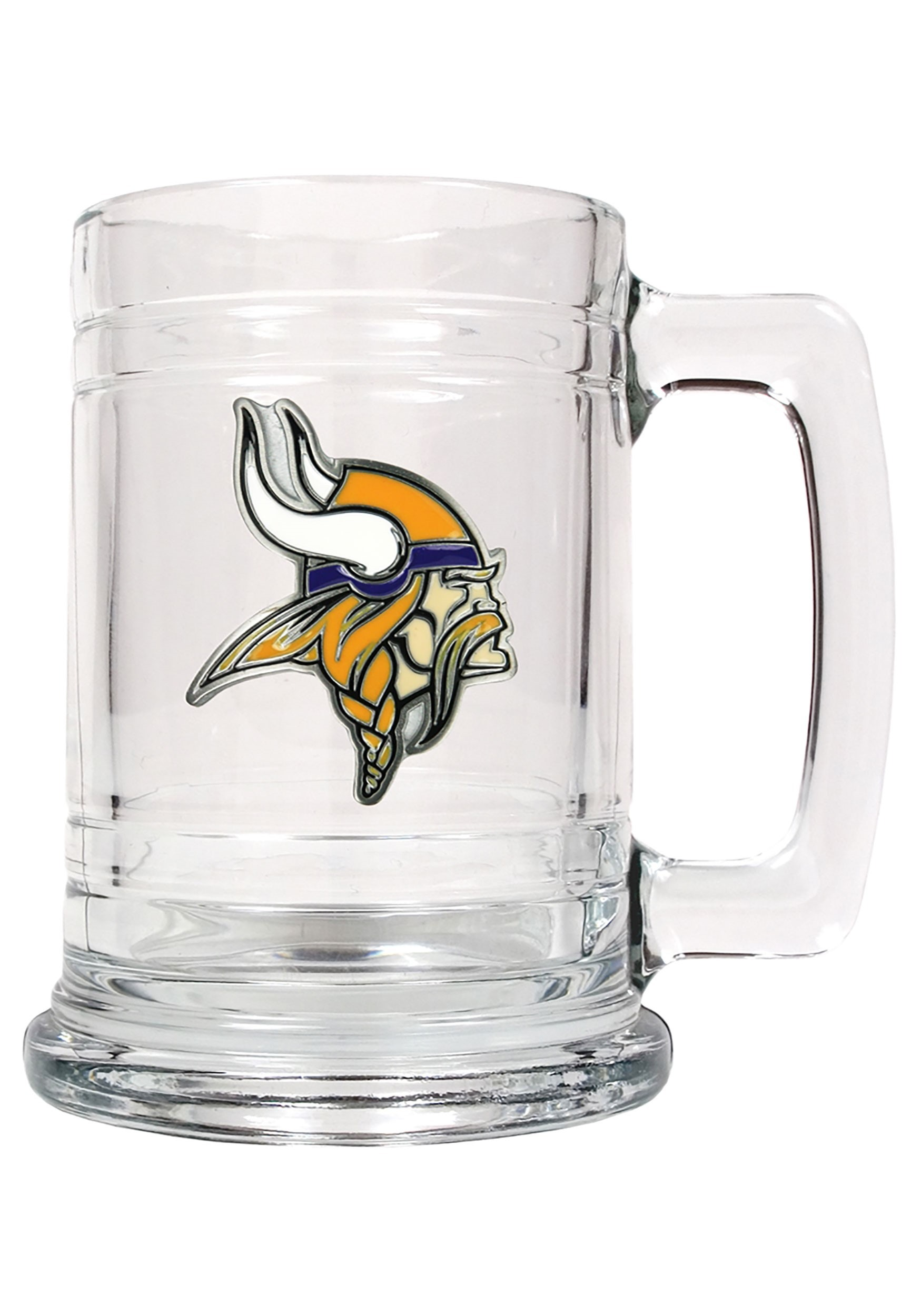 Minnesota Vikings NFL Logo 15oz. Classic Tankard