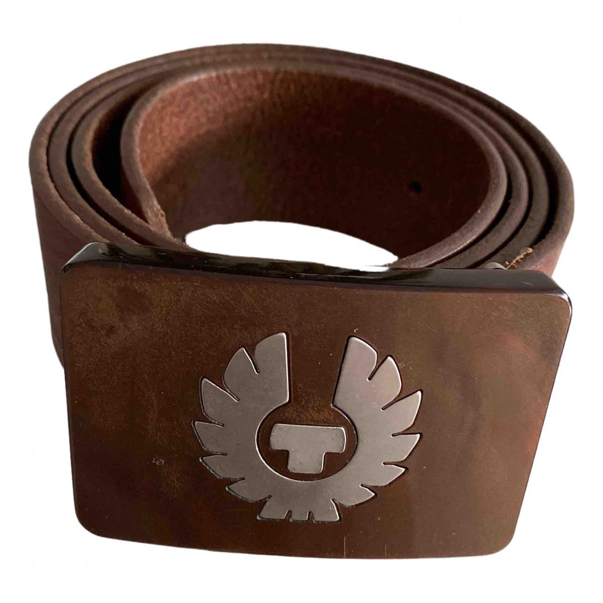Cinturon de Cuero Belstaff