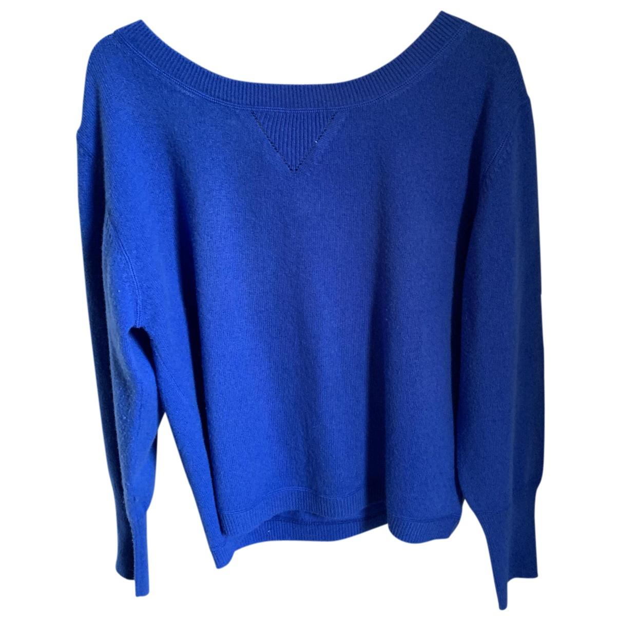 Ba&sh N Blue Cashmere Knitwear for Women S International