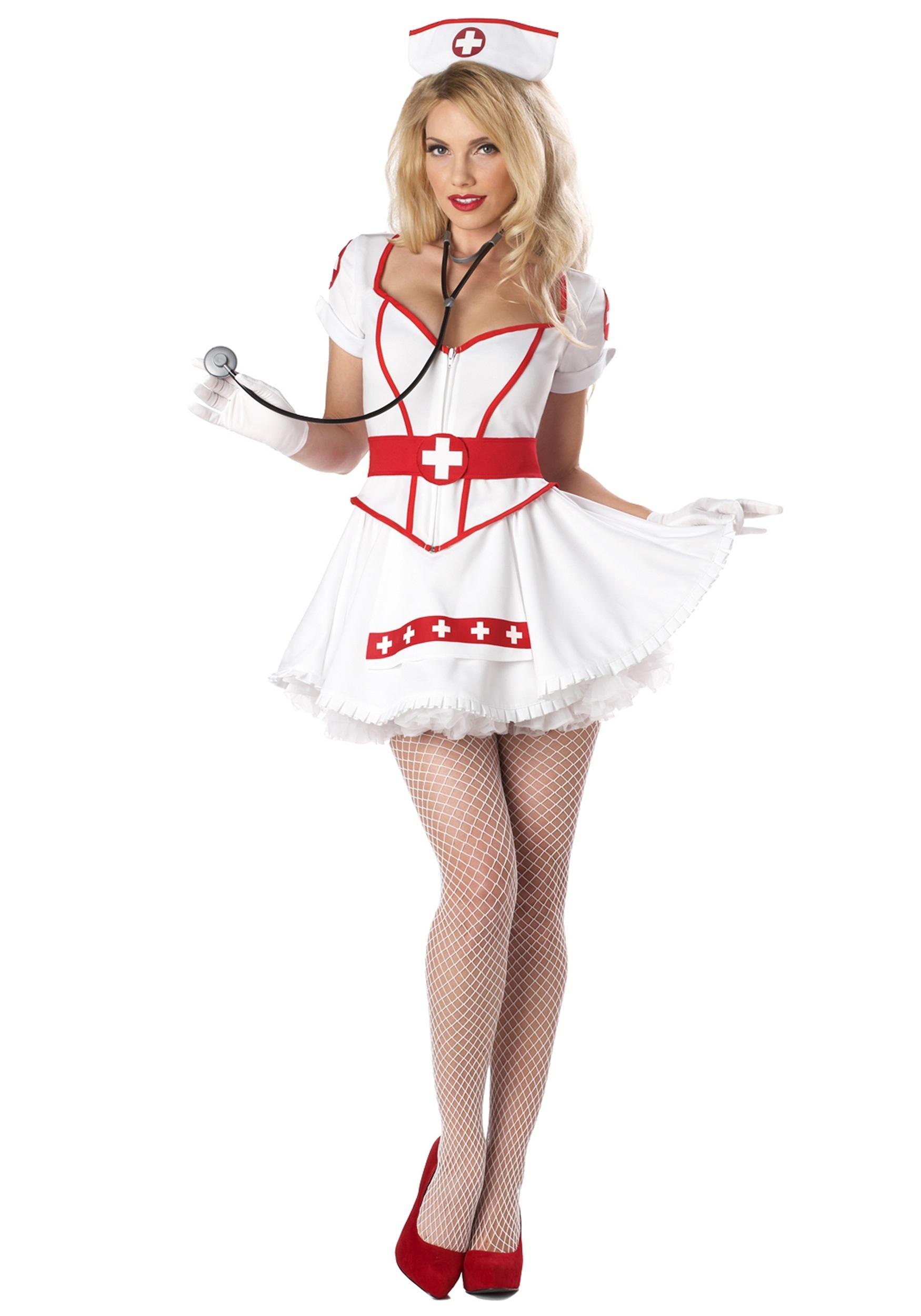 Sexy Nurse Heartbreaker Costume