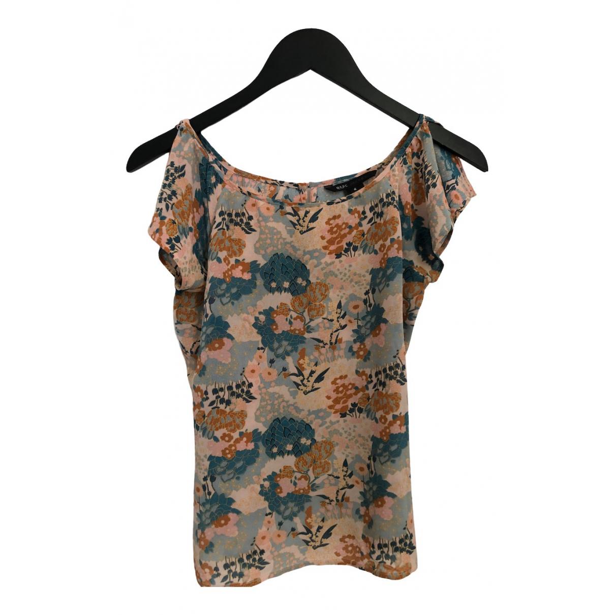 Marc Jacobs N Multicolour Silk  top for Women 4 US