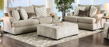 Anthea SM5140-SFLV 2-Piece Living Room Sets with Sofa and Loveseat in