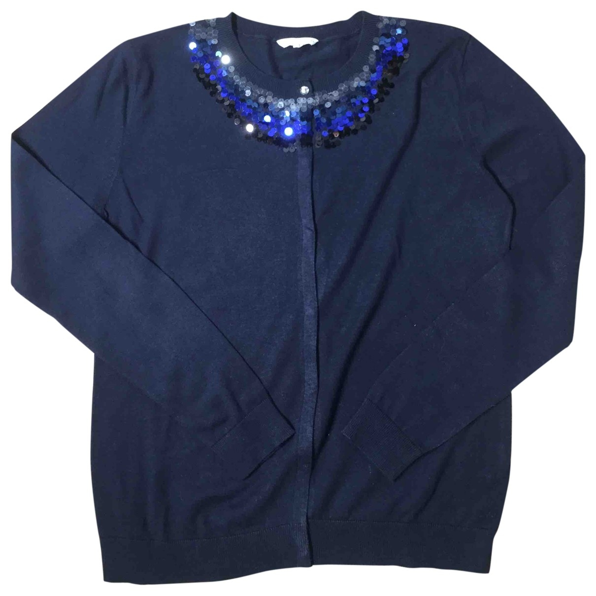 Little Marc Jacobs \N Navy Cotton Knitwear for Kids 12 years - XS