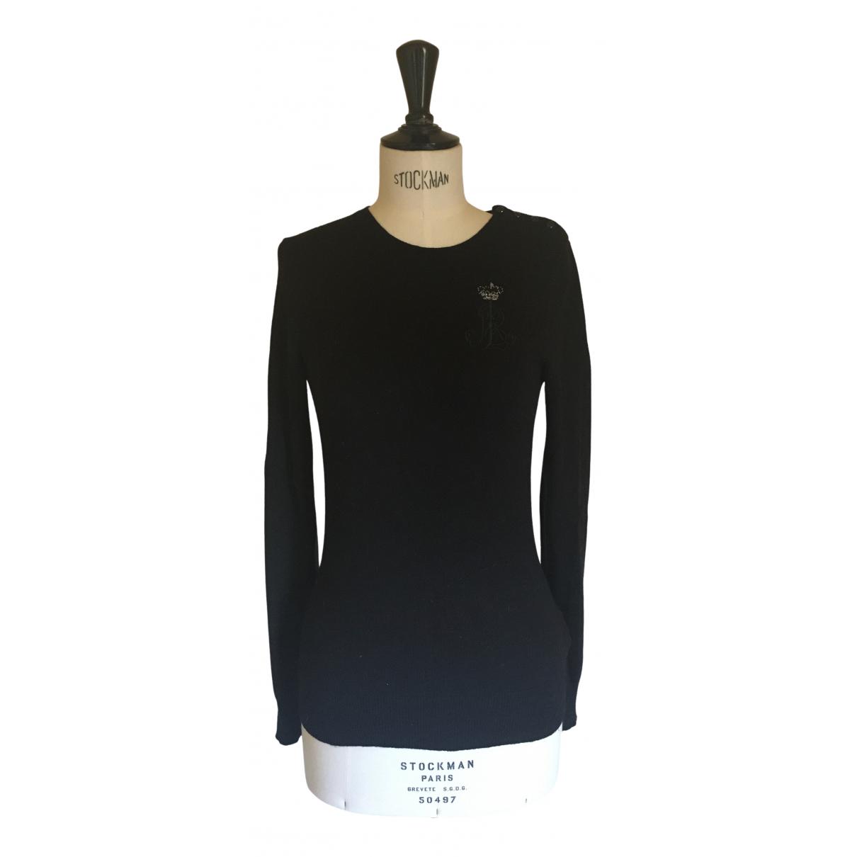 Lauren Ralph Lauren \N Black Cashmere Knitwear for Women 36 FR