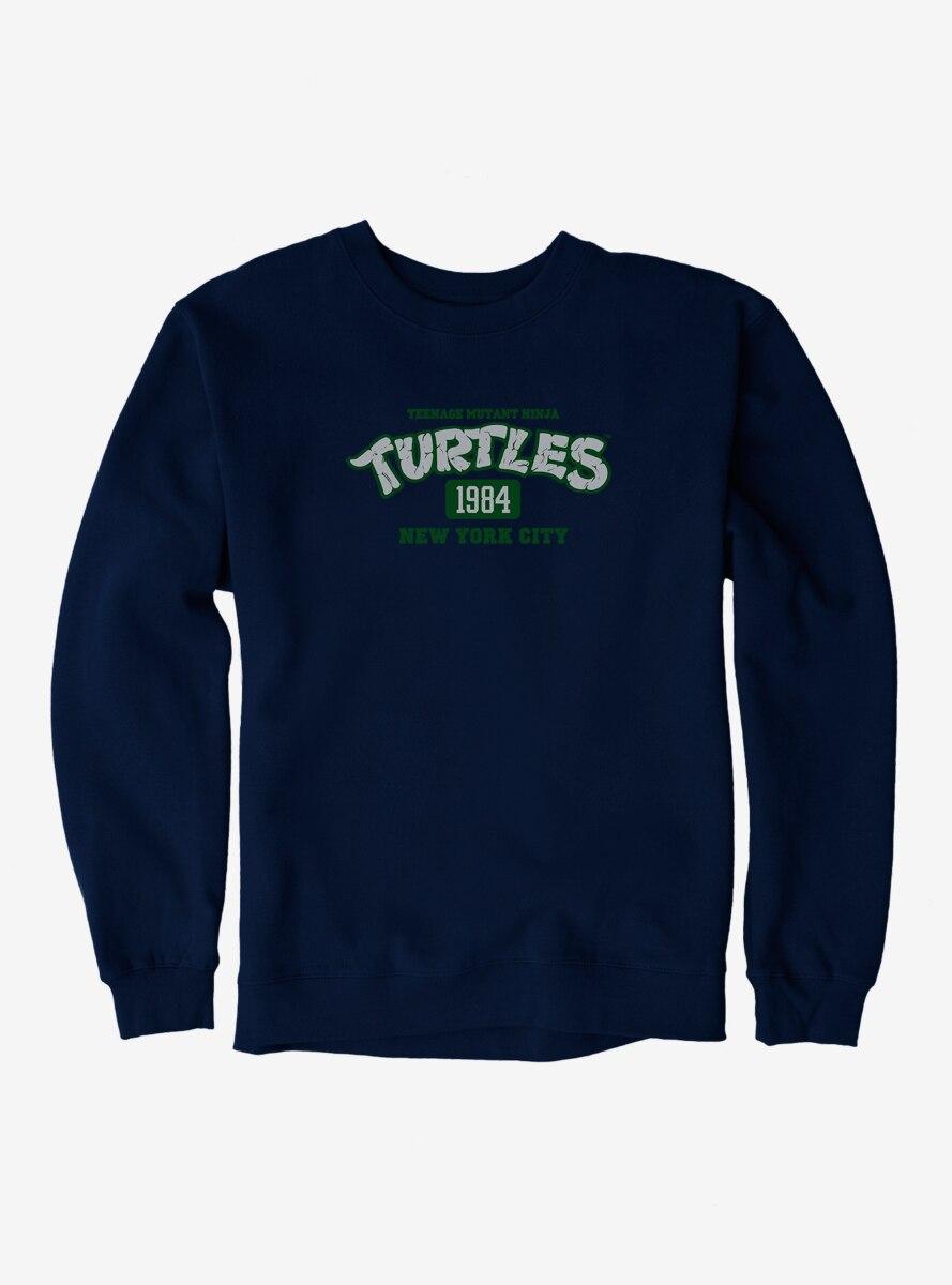 Teenage Mutant Ninja Turtles 1984 New York City Title Sweatshirt
