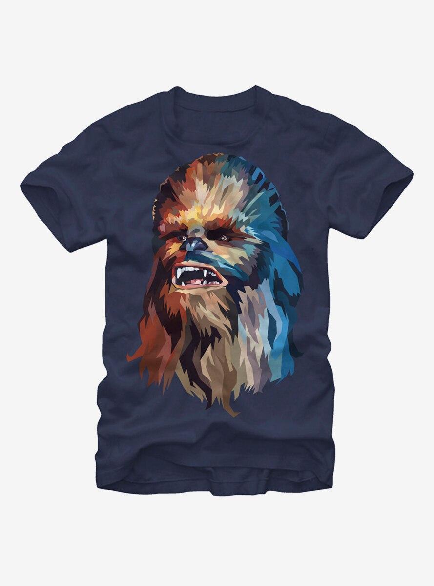 Star Wars Chewbacca Art T-Shirt
