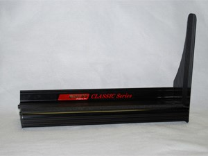 Owens Products OC7056CB Running Boards Classic Series Extruded 2 Inch Black Aluminum 56 Inch