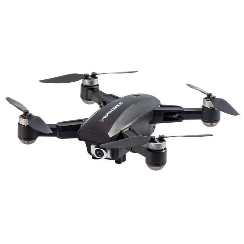 JJRC X16 6K GPS RC Drone Black Two Batteries with Bag
