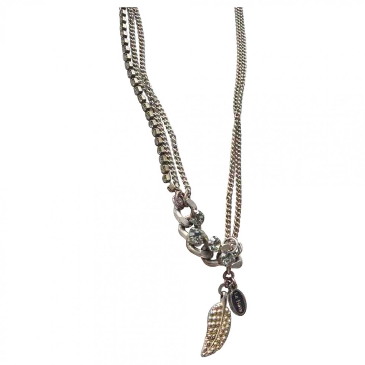 Non Signé / Unsigned Motifs Floraux Gold Metal bracelet for Women \N