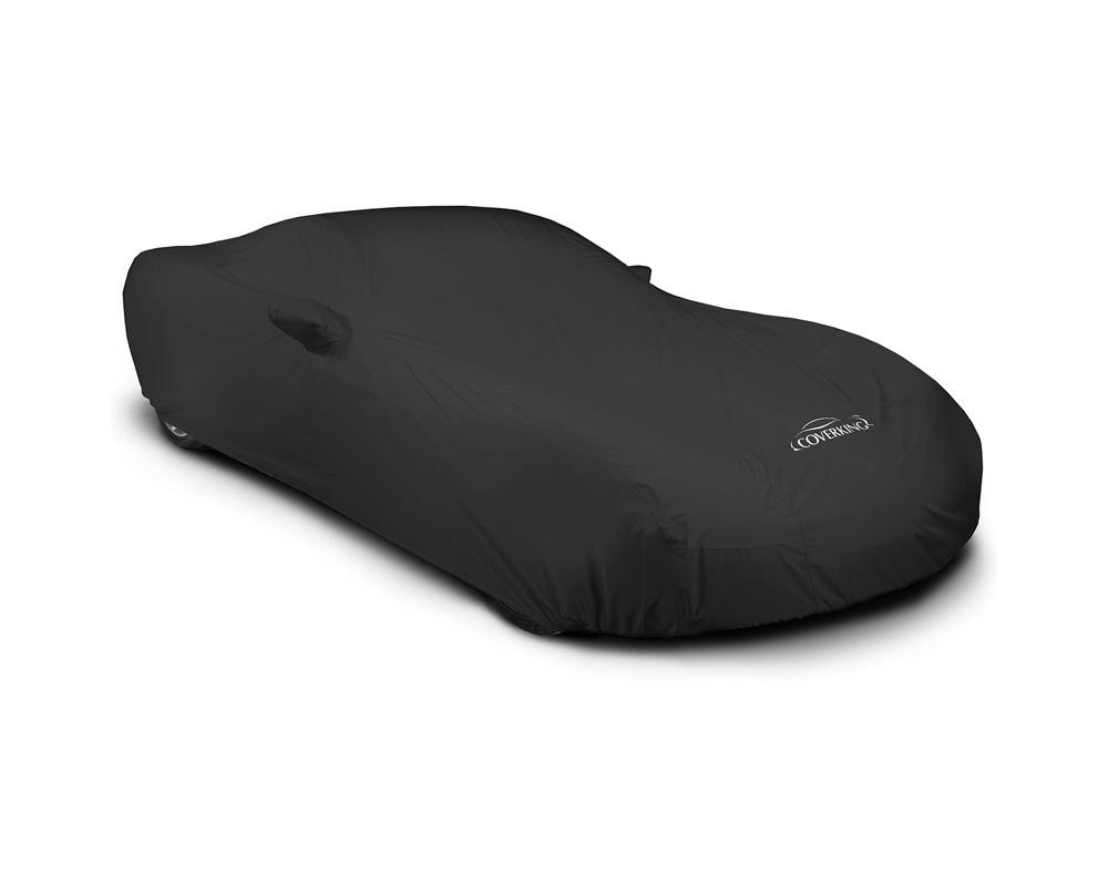 Coverking CVC3SP95CH9616 CVC3SP95 Stormproof Black Class 3 Custom Car Cover Chevrolet Corvette 2014-2021
