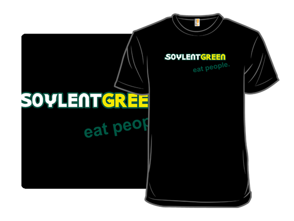 Eat People T Shirt