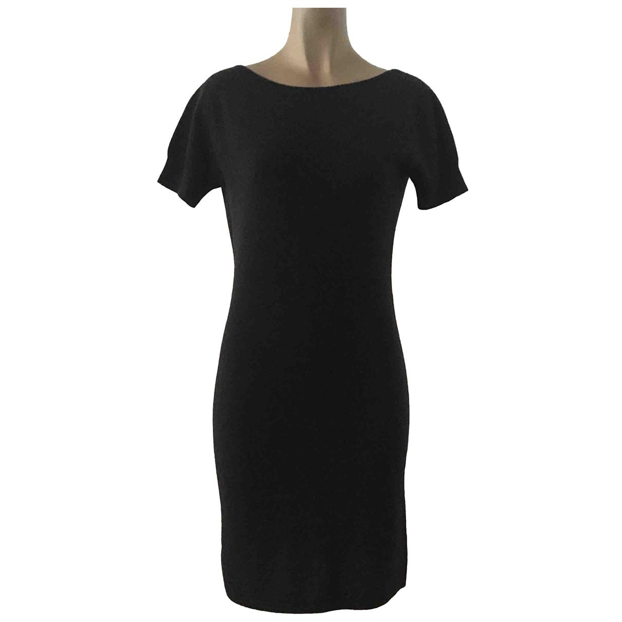 Tara Jarmon \N Anthracite Wool dress for Women S International