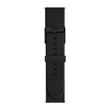 Itouch Air Se/Air 2 Mens Black Watch Band-Ita2sestrrub-003, One Size , No Color Family