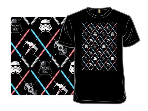 Stargyle Wars T Shirt