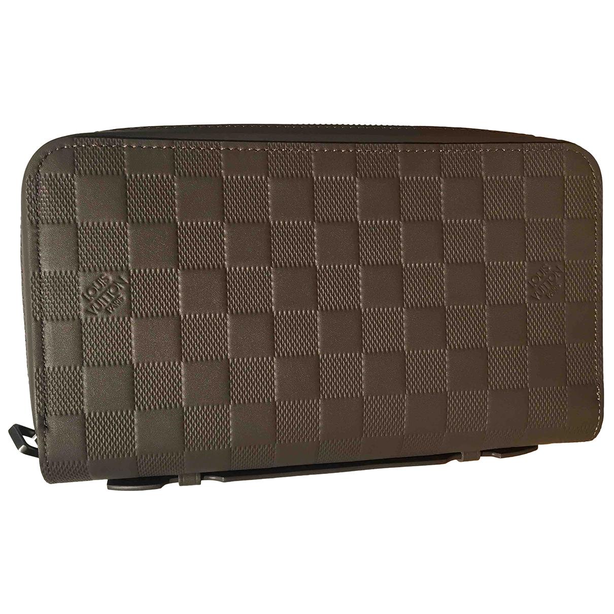 Marroquineria Zippy XL de Cuero Louis Vuitton