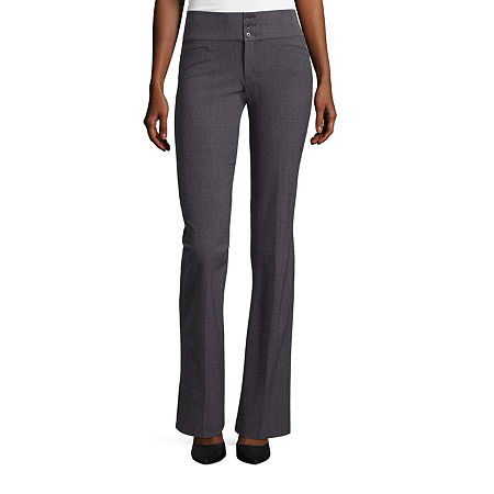 Hollywould Classic-Fit 3-Button Pants, 9 , Gray