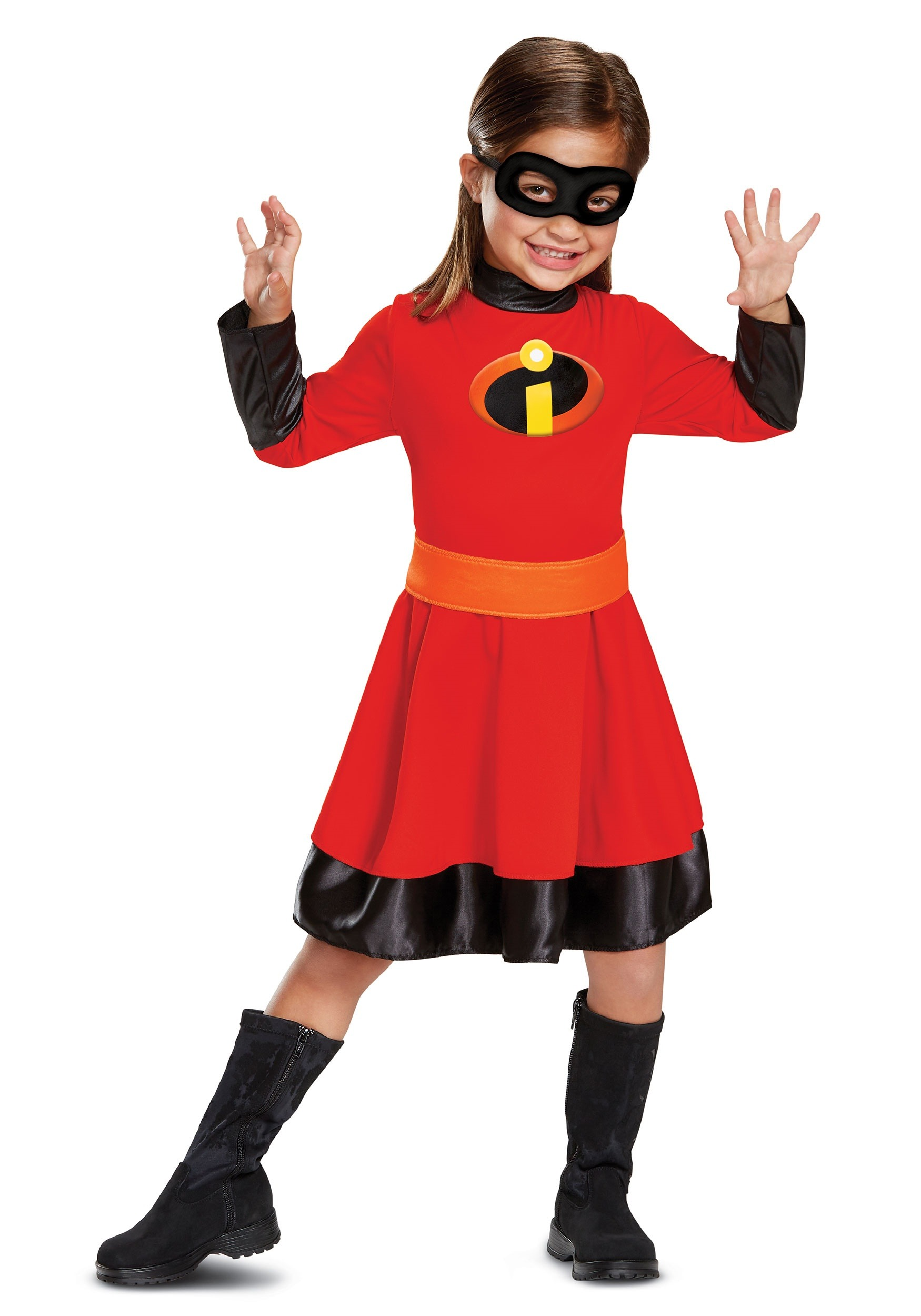 Toddler Incredibles 2 Violet Classic Costume