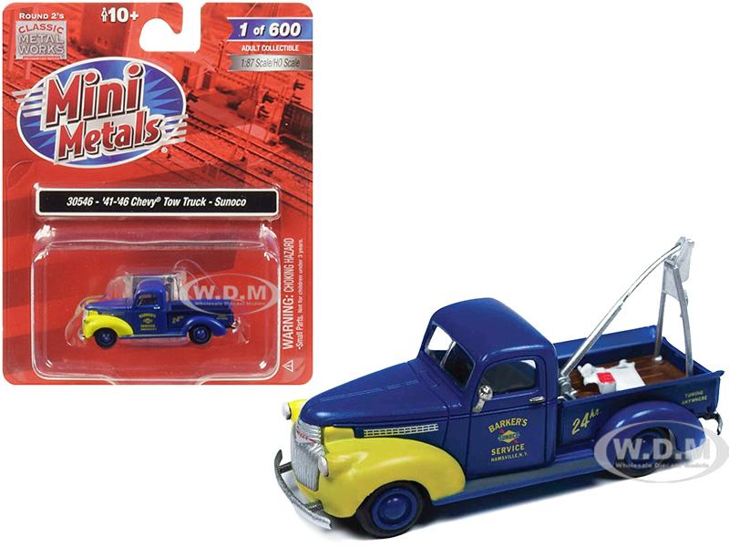 1941-1946 Chevrolet Tow Truck