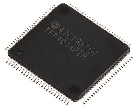 Texas Instruments DLPA3005DPFD, LCD Controller RGB Interface Support 12 V, 100-Pin HTQFP