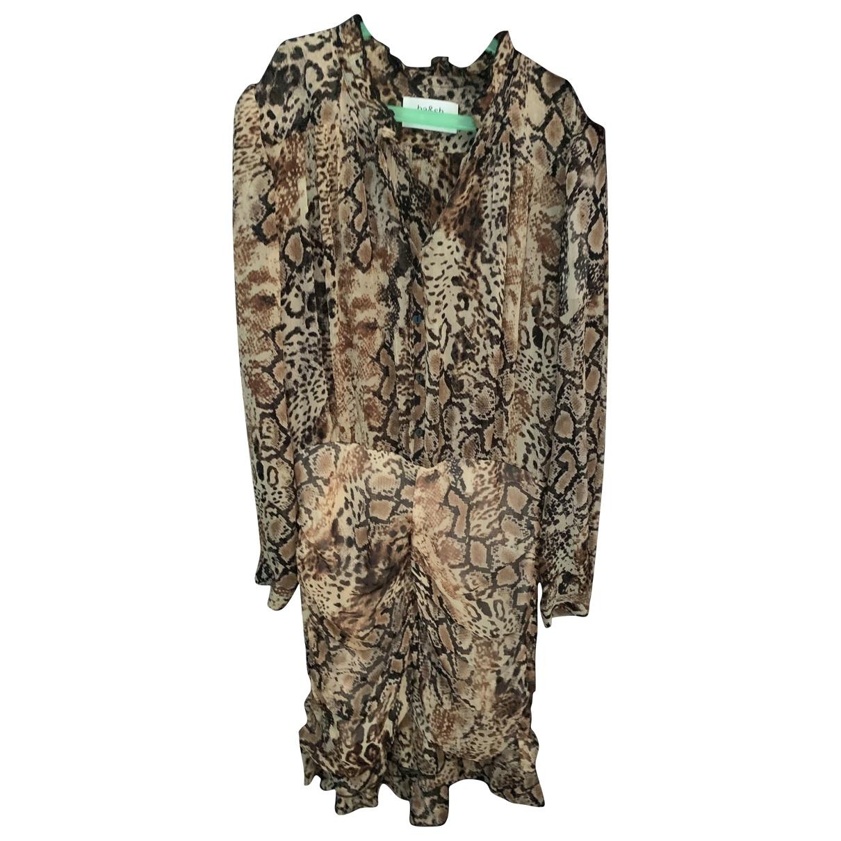 Ba&sh - Robe   pour femme - beige