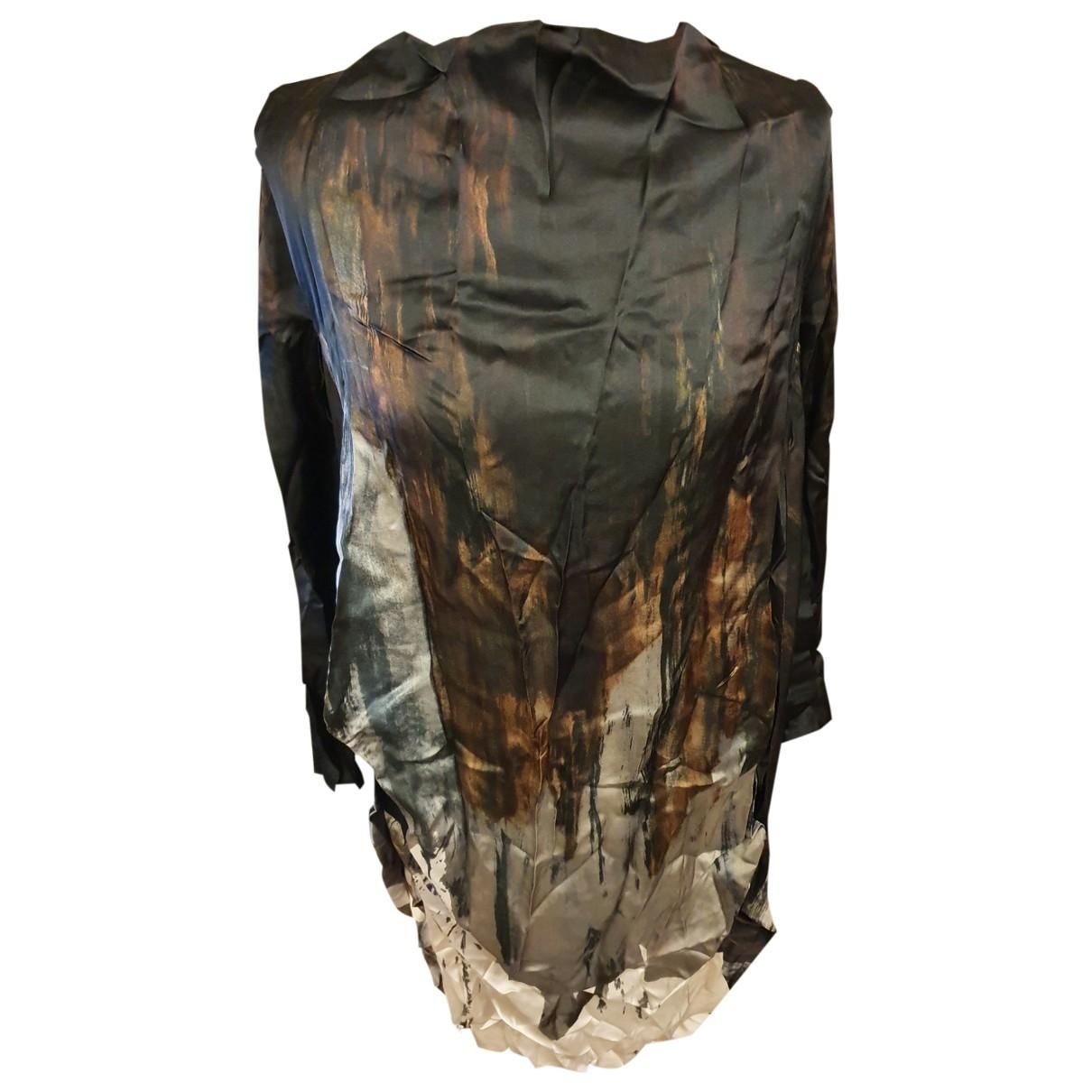 Vivienne Westwood Anglomania \N Kleid in  Bunt Viskose